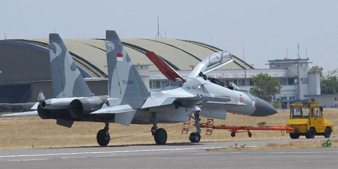 Dirayu AS, TNI AU tak akan berpaling dari Sukhoi Su-35