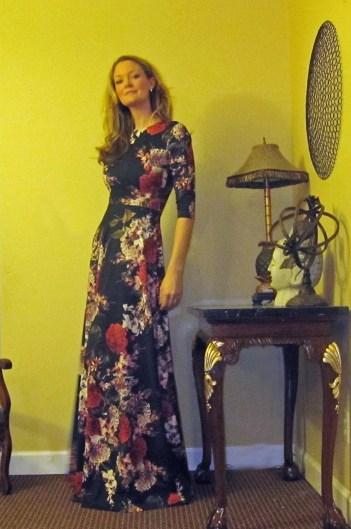 dress by nelli uzun