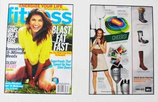 Fitness Magazine, December 2012