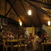 Where To Eat In San Juan, La Union: ANGEL AND MARIE'S SURFER'S RETREAT