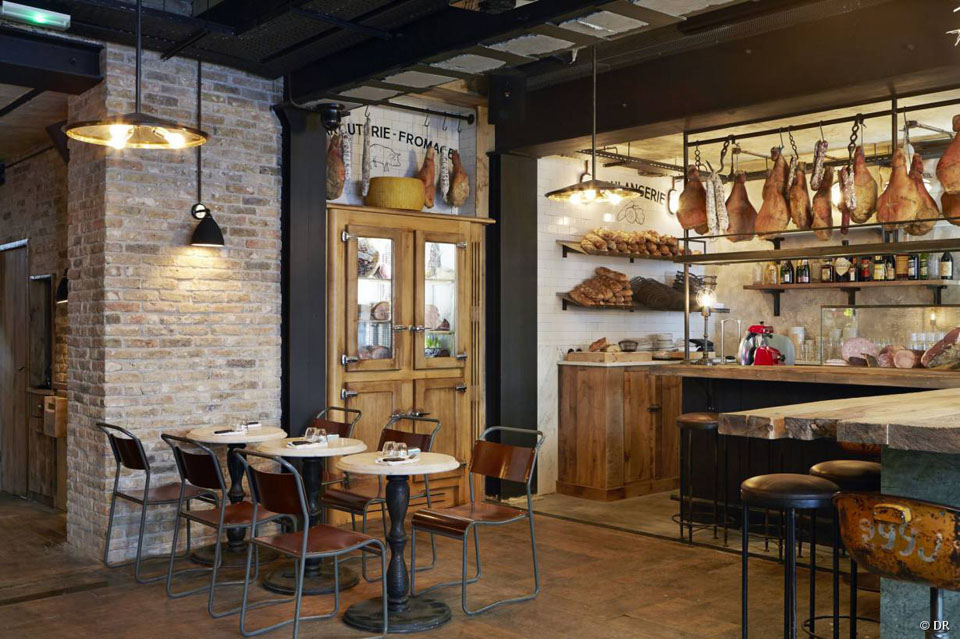 Mobilier Restaurant Design Le Relooking Du Pub St Germain | Milk Decoration