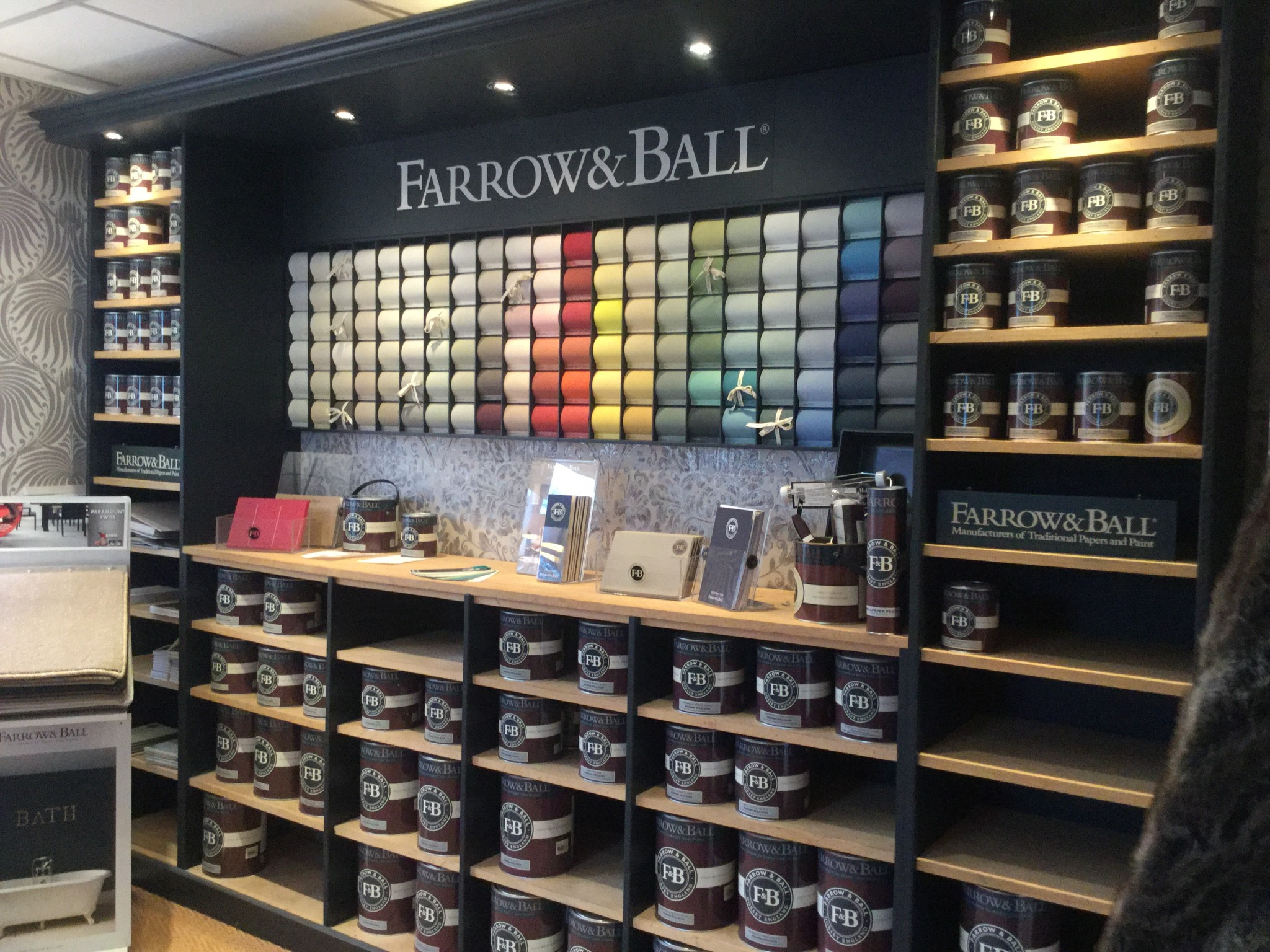 Farrow And Ball Décoration Farrow And Ball Paint In Crosby