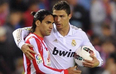 Alichosema Cristiano Ronaldo baada ya Falcao kuhamia Man United