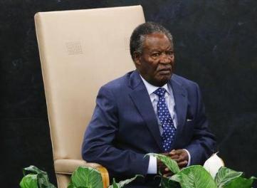 Rais wa Zambia, Michael Sata.