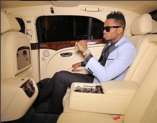 Alichokiandika Diamond baada ya tuzo za MTV Mama 2016 kumalizika