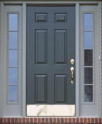PREMIUM STEEL ENTRY DOORS - Millcroft Windows and Doors