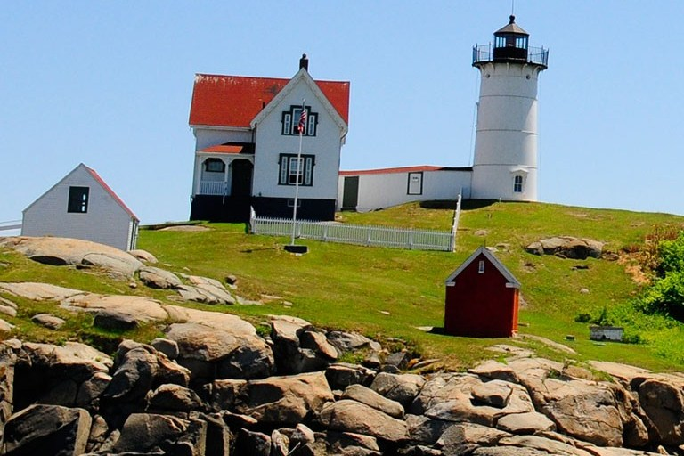 Nubble is Millennial's lighthouse of the week