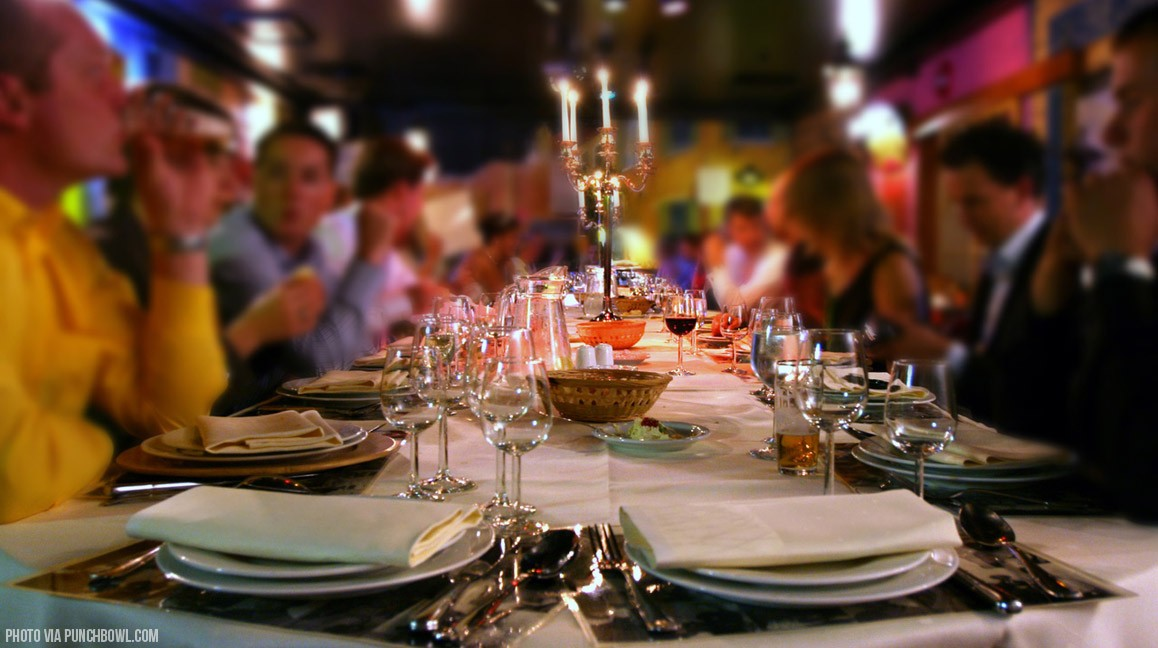 How To Host A Great Dinner Party