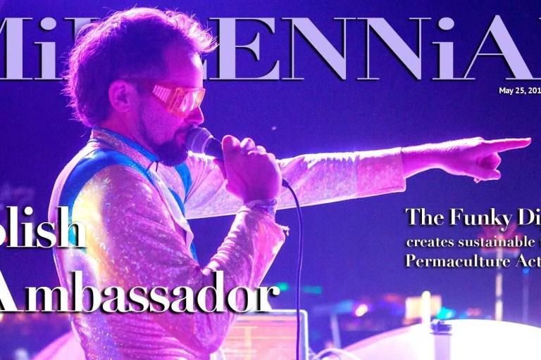 Millennial Magazine - The-Polish-Ambassador-Cover