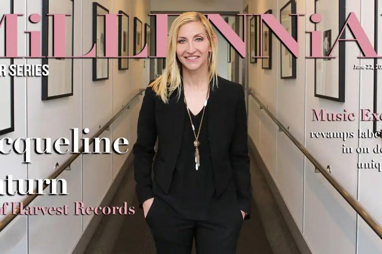 Millennial Magazine - Jacqueline-Saturn-Cover