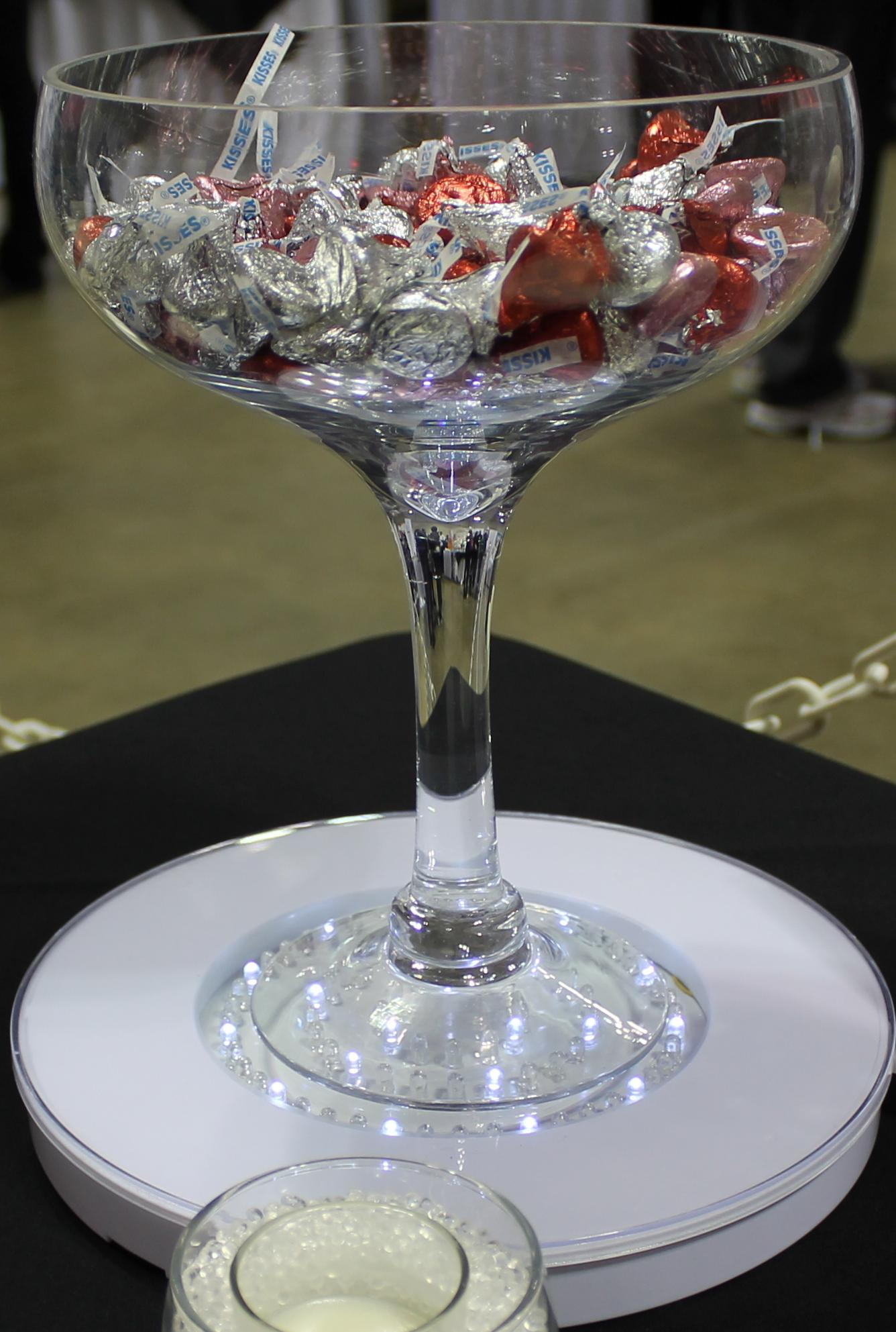 Giant Wine Glass Decorations Table Top And Centerpieces Miller 39s Party Rental