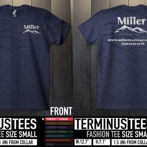 blue miller shirt
