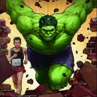 """Race Review: 2014 Avengers Super Heroes Half Marathon (11/16/2014), or: """"But now I'm safe in the eye of the tornado..."""""""