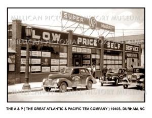Stores and shops millican pictorial history museum for Craig motors durham north carolina