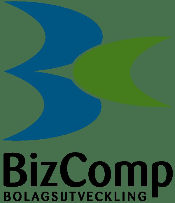 Bizcomp, logotyp