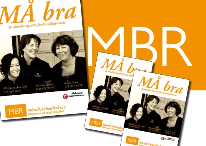 MBR, formgivning av millimega