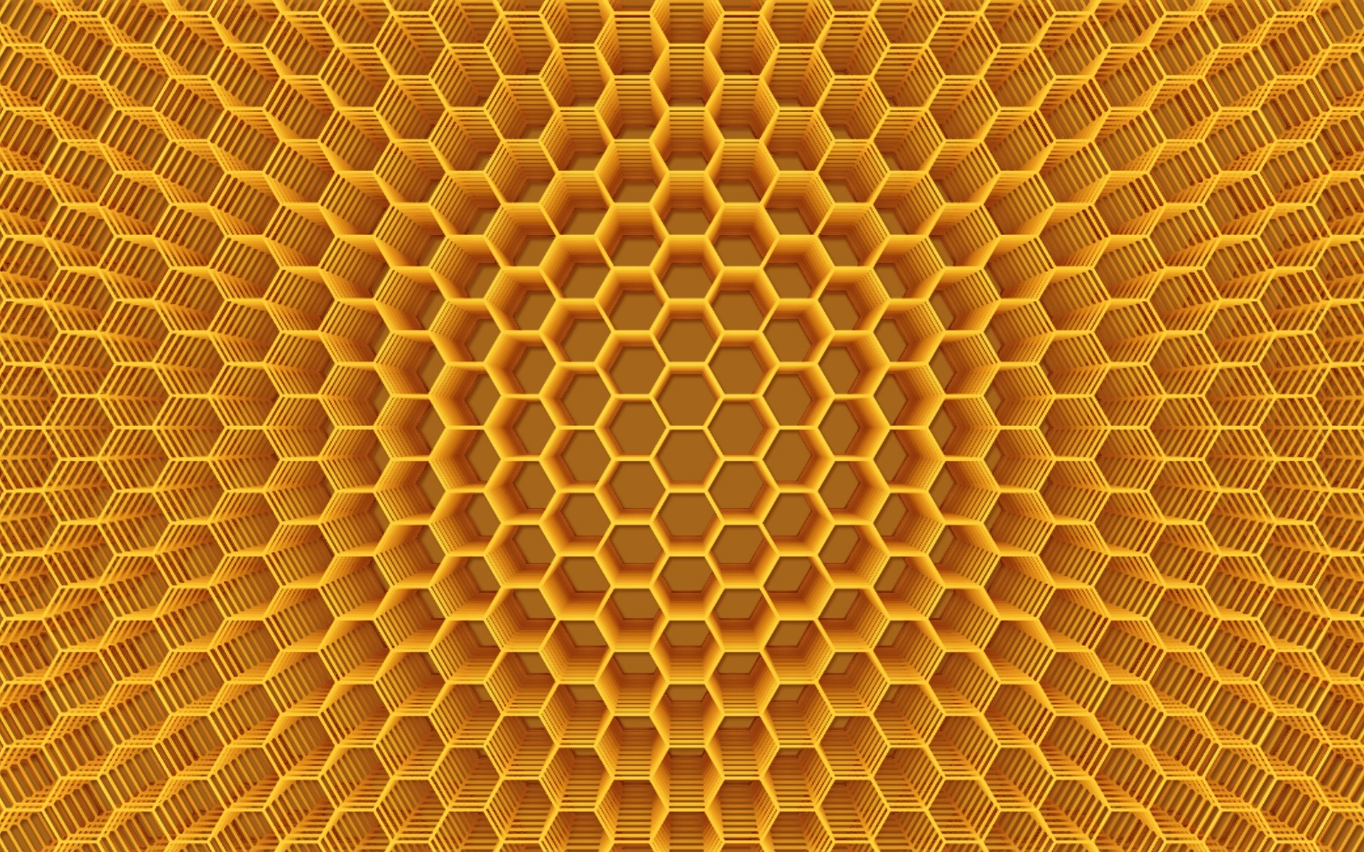 Hexagon Wallpaper 3d Abstract Honeycomb Structure Android Wallpapers For Free