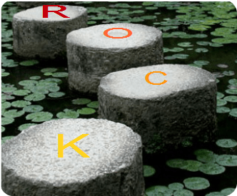 rock COLORED