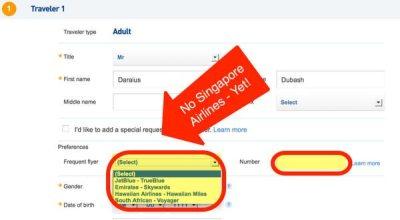 New! Earn Singapore Airlines Miles on JetBlue Flights for Big Travel! | Million Mile Secrets