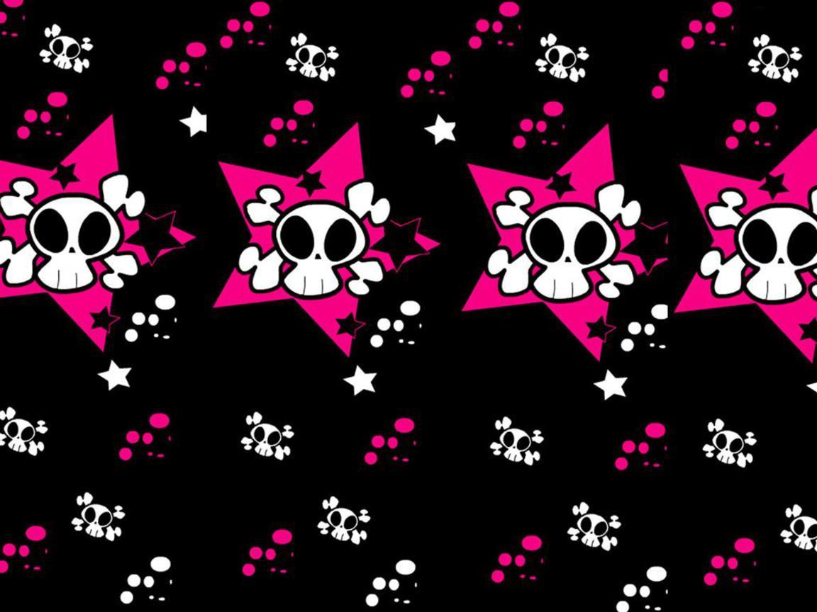 Wallpapers 3d Hello Kitty Gratis Fondos De Pantalla Emo Hd Con Diferentes Estilos Mil