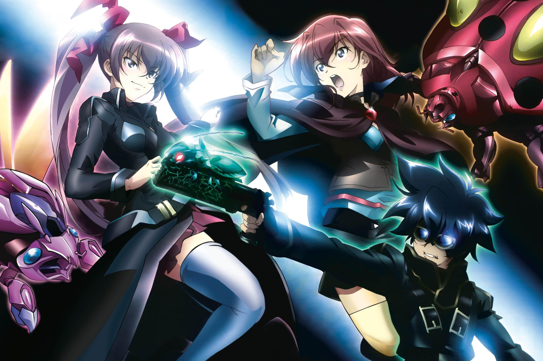Cyberpunk Girl Wallpaper Im 225 Genes Futuristas Con Personajes De Anime Para Compartir
