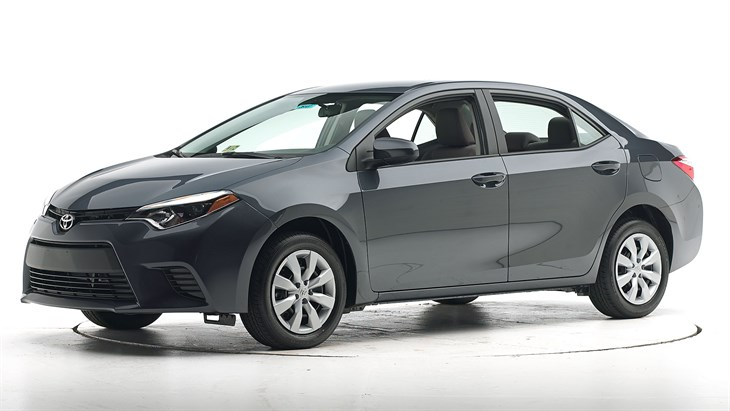 2014 Toyota Corolla Reviews from Third-Party Sources