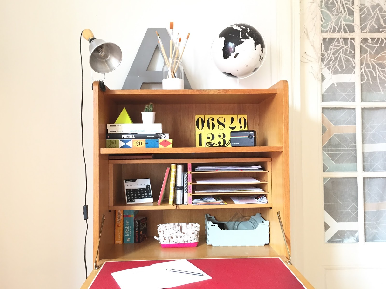Bureau Adolescent Back To School Teens Desk Organization Miluccia Inspiration