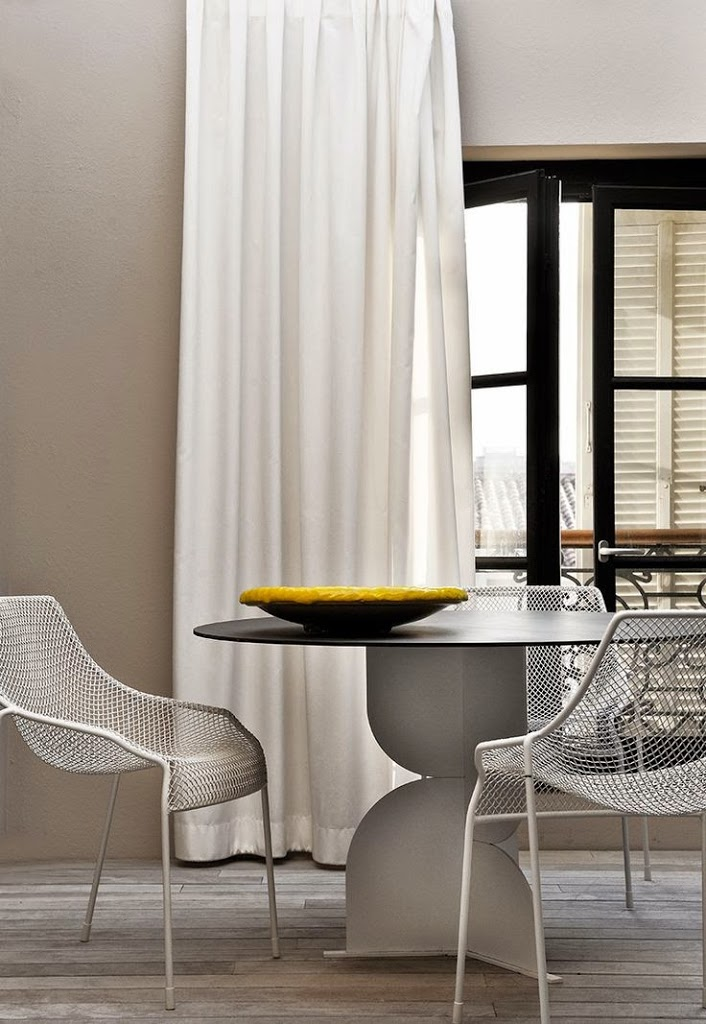 Lampe India Mahdavi Dream Home In Marseille – Miluccia | Inspiration