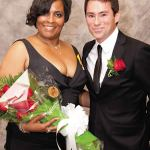 The Leukemia and Lymphoma Society announce Tony Goff and Ptosha Davis Leflore as Milwaukee's Man & Woman of the Year