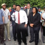 Youth organize rally against violence