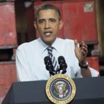 President Obama highlights Master Lock with Milwaukee visit