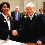 Nikiya-Harris-sworn-in-as-state-senator-replacing-spencer-coggs