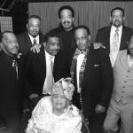 Fabulous Luckett Brothers celebrate their Mother Azlee (Newt) Munson Luckett's 100th Birthday