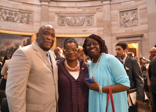 House-Senate-leaders-Members-Congress-Congresswoman-Gwen-Moore-civil-rights-advocates-50th-anniversary-Civil-Rights-Act-of-1964-2