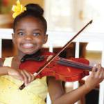 Florida 7-Year-Old Envisioned a Mission to Bring Peace to Ferguson with Her Violin