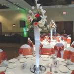 A centerpiece made by Carter Creations (Photo by Carter Creations)
