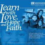 Learn with Love, Hope and Faith at Messmer Catholic Schools