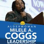 Re-Elect Alderwoman Milele A. Coggs