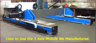 Three Axis Machining Module
