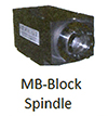 Block Spindle