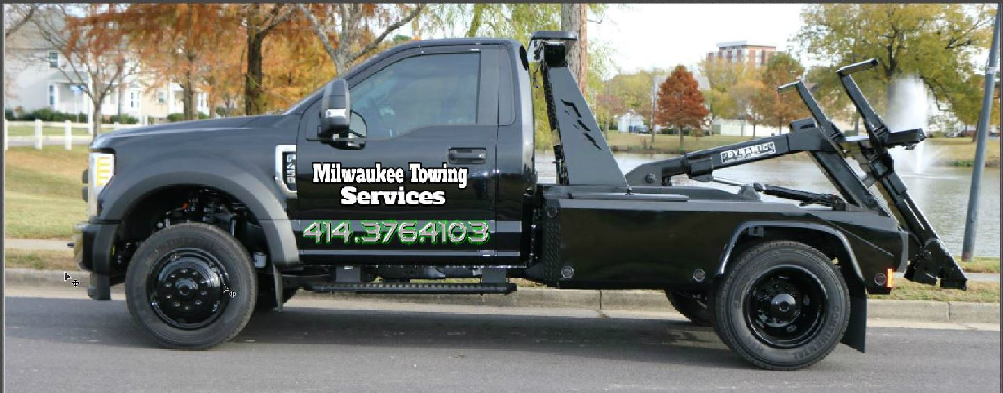 Tow Truck Milwaukee Towing Service 414 376 2107