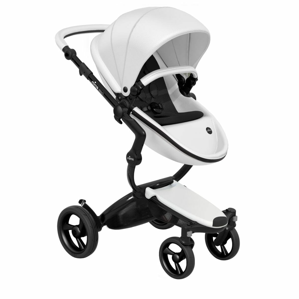 Mima Xari Stroller Harga Mima Xari Black Collection