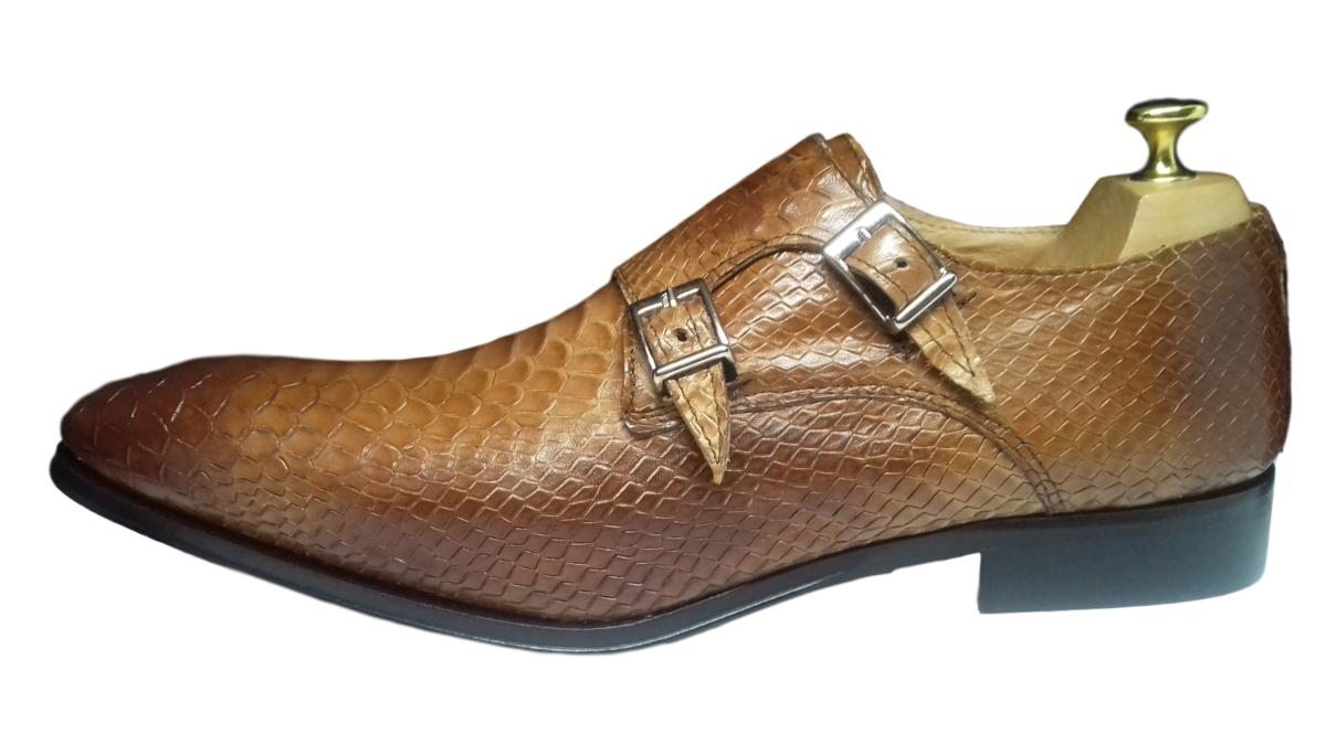 Chaussure Homme Chaussure Homme Marron Clair Padova