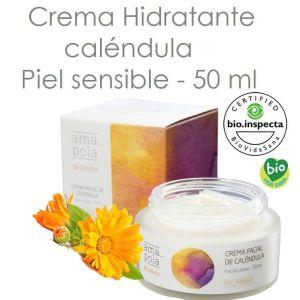 crema caléndula piel sensible