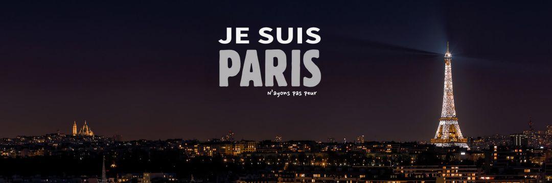 Je suis PARIS - photo Yvan Teulé