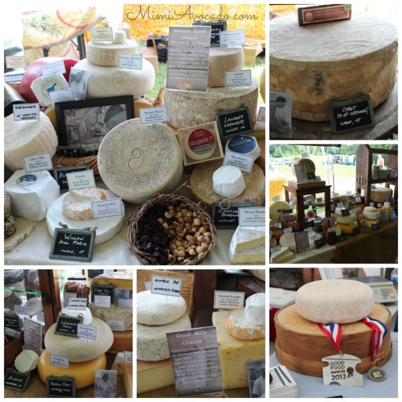 Cheese Collage