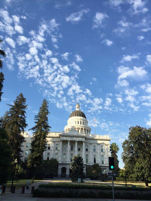 capital of California