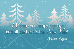2013 Holiday Greeting