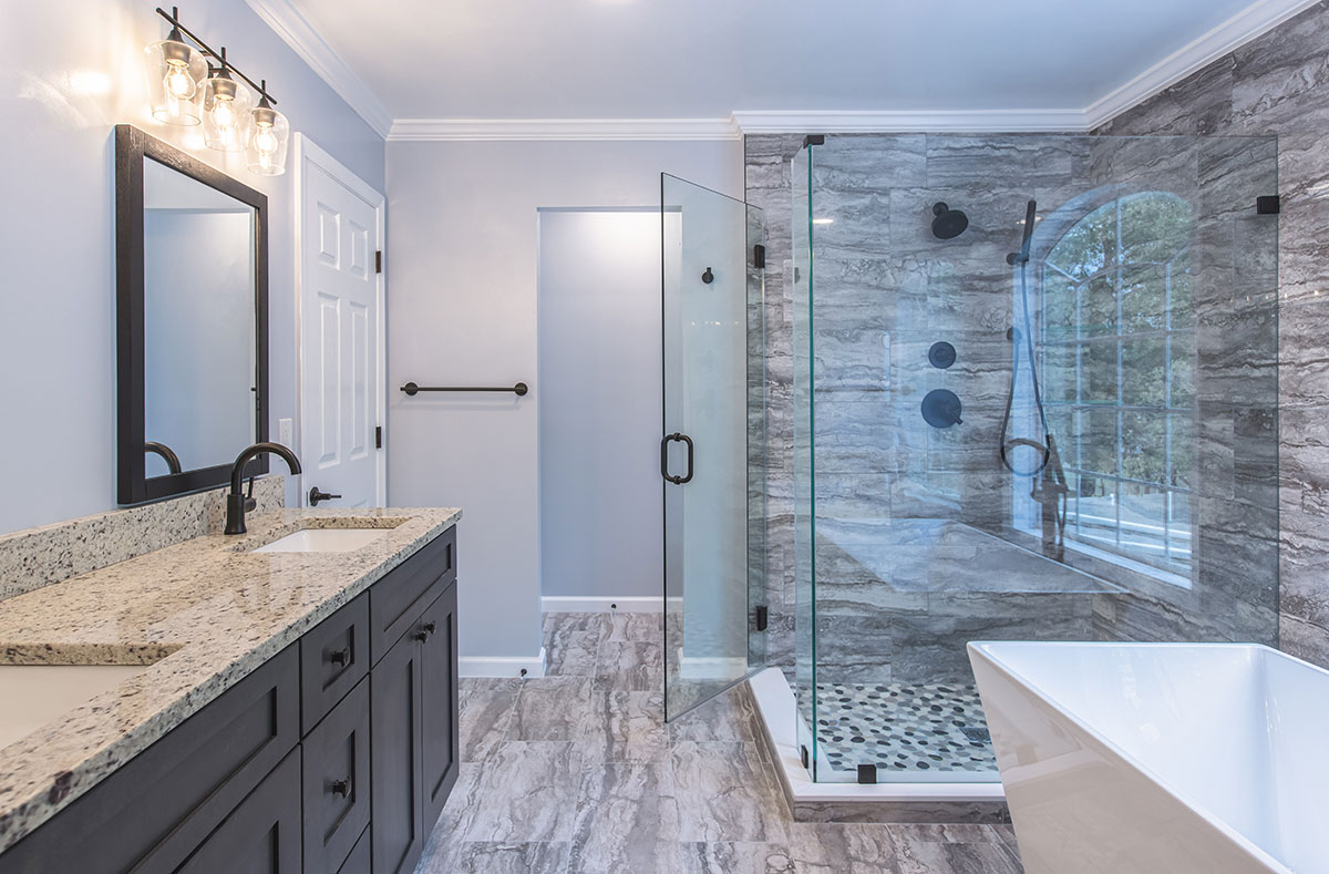 Small Bathroom Flooring Ideas Best Options For A Remodel