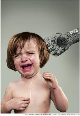Maltrato infantil. verbal